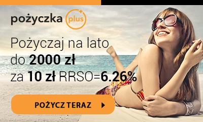 pożyczka plus do 2000 zł